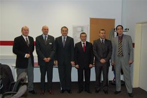 2009 Besuch bei der Rhein-Erft Akademie
